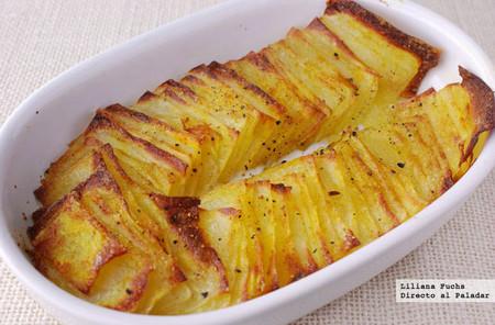 Receta de patatas dominó: una deliciosa y original guarnición