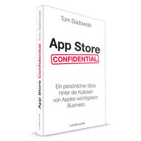 "Apple quiere impedir la distribución del libro ""App Store Confidential"" por contener secretos de empresa"