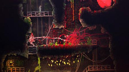 El visceral indie Carrion confirma que también tendrá una versión para Nintendo Switch