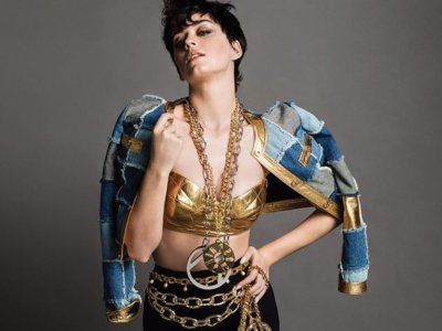 Tenía que pasar: Katy Perry nueva imagen de Moschino