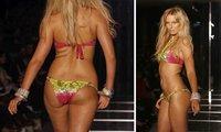 Karolina Kurkova y sus problemas de peso