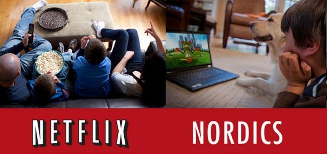 Netflix nordics