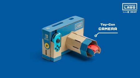 Nintendo Labo VR Kit Camara