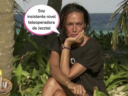 Olga Moreno le lanza un nuevo mensaje provocador a Rocío Carrasco en 'Supervivientes': les va a borrar el nombre a David y a Ro Flores
