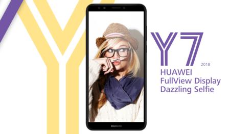 1c9bf41aac2 Huawei Y7 2018: la gama económica llega a las 6 pulgadas 18:9 y une el  lector de huellas a Face Unlock