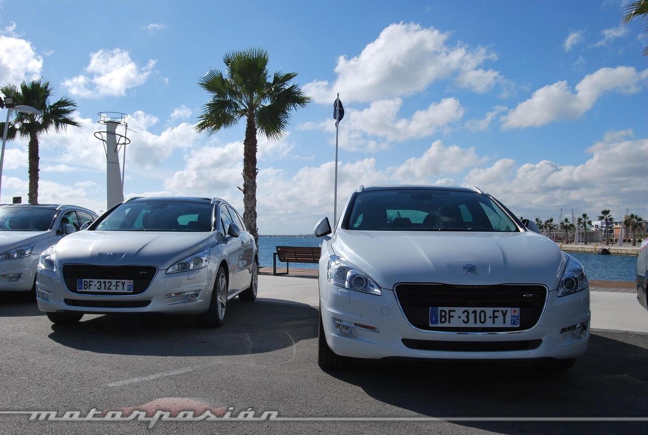 Foto de Peugeot 508 y 508 SW (presentación) (34/118)