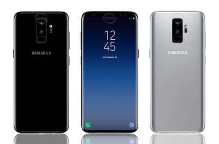 Samsung Galaxy S9 Plus Los Tweakers