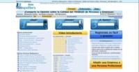 Webspotters, web social de valoración profesional