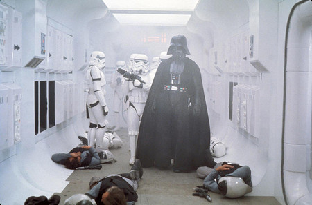 Episodio 4 Vader Stormtroopers Tantive Iv 1