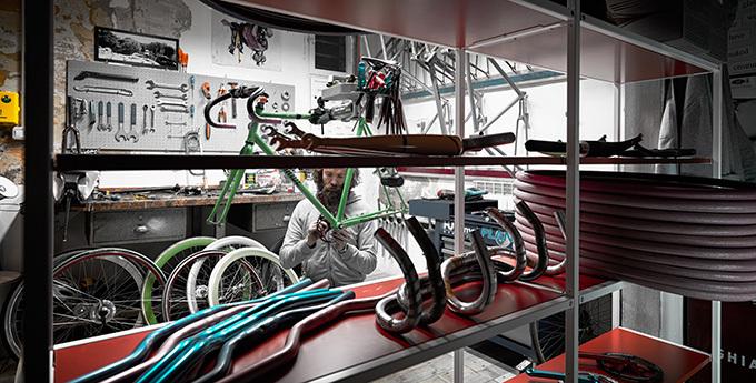 Foto de Meccanica, un sistema de almacenaje muy versátil y minimalista (8/21)