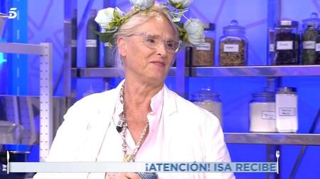 Lucia Dominguin Ultima Cena