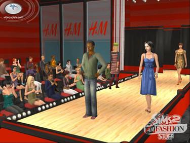 H&M y los Sims 2