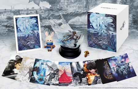Final Fantasy Xiv Endwalker Edicion Coleccionista