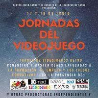 Un fin de semana con expertos internacionales en las Jornadas del Videojuego de San Sebastián de los Reyes