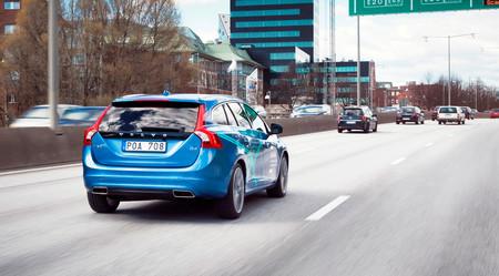 Volvo Coche Autonomo