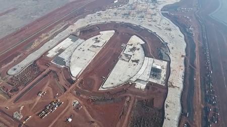 La encuesta por el Nuevo Aeropuerto durará cuatro días, y se espera vote menos del uno por ciento del padrón electoral