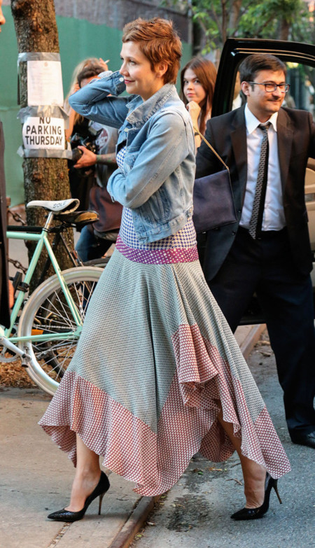 Maggie Gyllenhaal Stella McCartney