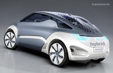 Renault... ¿híbrido? Es cuestión de tiempo