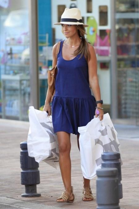 Las primeras compras de Paula Echevarría ¿dónde, cómo, cuándo?