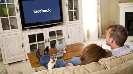 Facebook estaría trabajando en una aplicación para televisores inteligentes