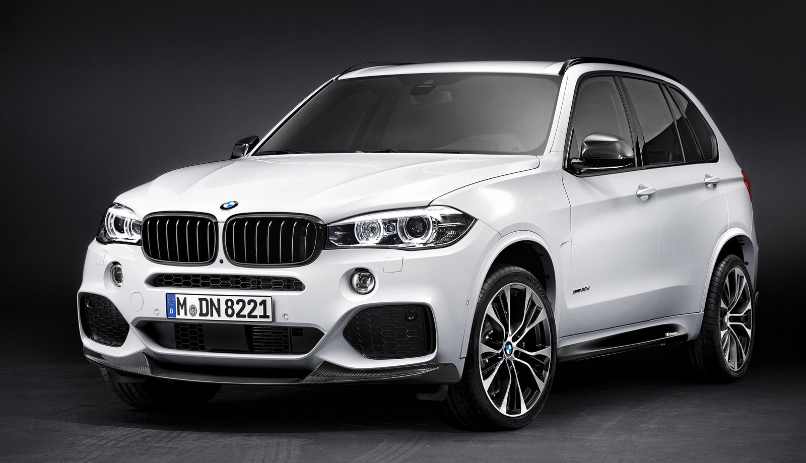 Foto de BMW X5 M Performance (1/11)