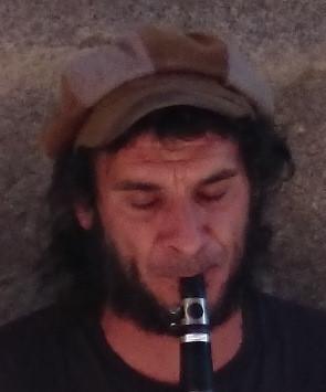 detalle músico