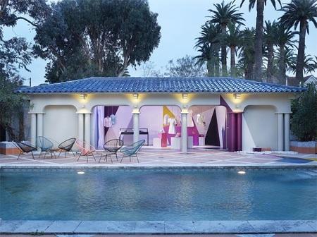 Chanel abre una nueva boutique efímera, esta vez en Saint Tropez
