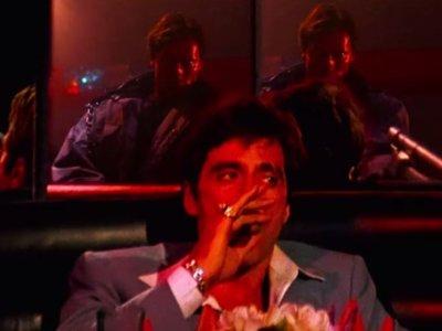 'Hell's Club', brutal montaje que reúne a famosos personajes del cine en un mismo local