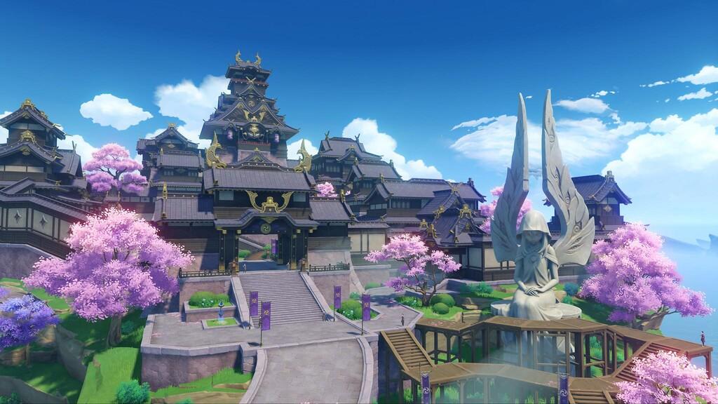 Genshin Impact 2.0: la actualización más grande del título de MiHoYo llegará con cross-save, la región de Inazuma y muchas novedades