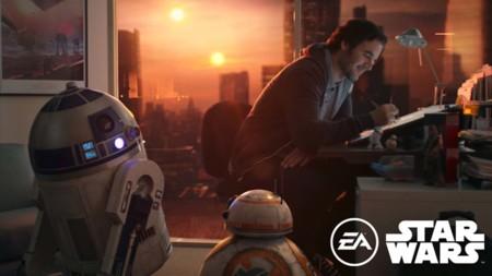 Electronic Arts trabaja en varios juegos de Star Wars, pero no veremos ninguno en este año