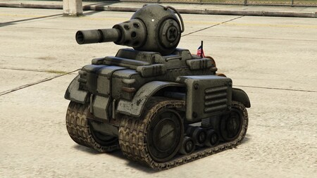 Gta Online Tanque Invade And Persuade