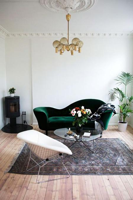 Sofa Verde 1