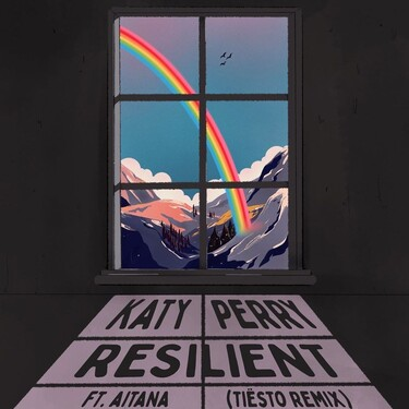Katy Perry, Aitana y Tiësto se únen para presentar el nuevo remix de Resilient, aunque la lista musical también se llena con lo último de Billie Eilish