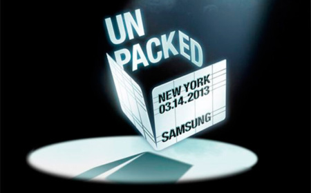 Sigue la presentación del nuevo Samsung Galaxy S4 esta noche en Xataka