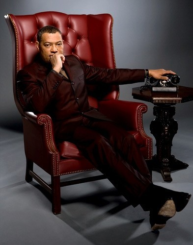 Laurence Fishburne (Photo: Sarah Dunn)