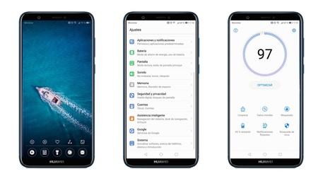 Ajustes Huawei P Smart