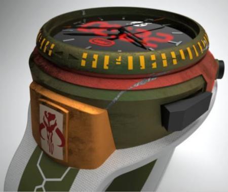 Relojes de Star Wars de Mark Ecko