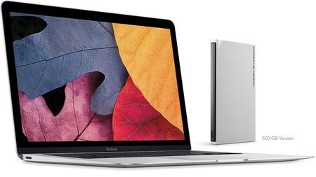 LaCie Porsche Design Mobile recibe USB-C para usarlo  con las nuevas MacBook