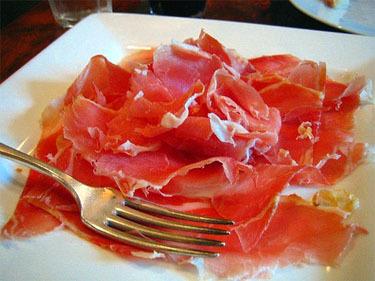 Jamón serrano, proteínas llenas de sabor
