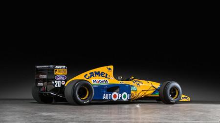 Benetton B 191 02