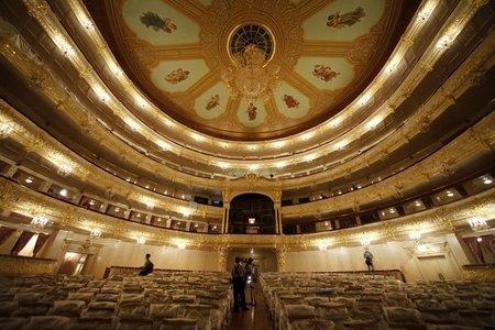 Moscú: tras su renovación, el Teatro Bolshoi se prepara para reabrir sus puertas