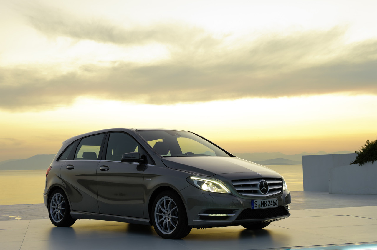 Foto de Mercedes-Benz Clase B (49/104)