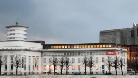 KODE, complejo cultural en Bergen