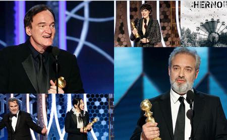Globos de Oro 2020: el Hollywood de Tarantino y la guerra de Sam Mendes dejan a Scorsese sin premio en una noche muy repartida