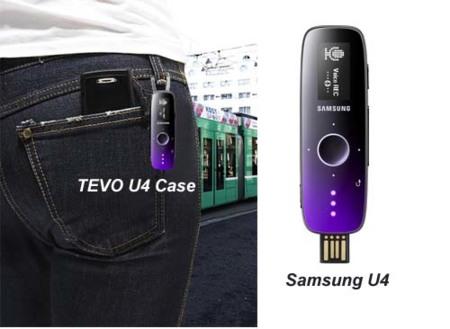 Samsung U4, evolución del YP-U3