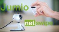 Netswipe facilita el pago con tarjeta a través de la cámara