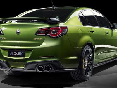 HSV 2016 Gen-F2 GTS: la auténtica bestia V8 australiana
