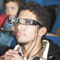 Más de 10.000 colombianos con discapacidad visual o auditiva han disfrutado del cine durante este 2015