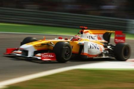 Fernando Alonso cumple con el guión previsto