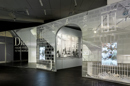 Dior Denver Exhibition Scenography C James Florio 1
